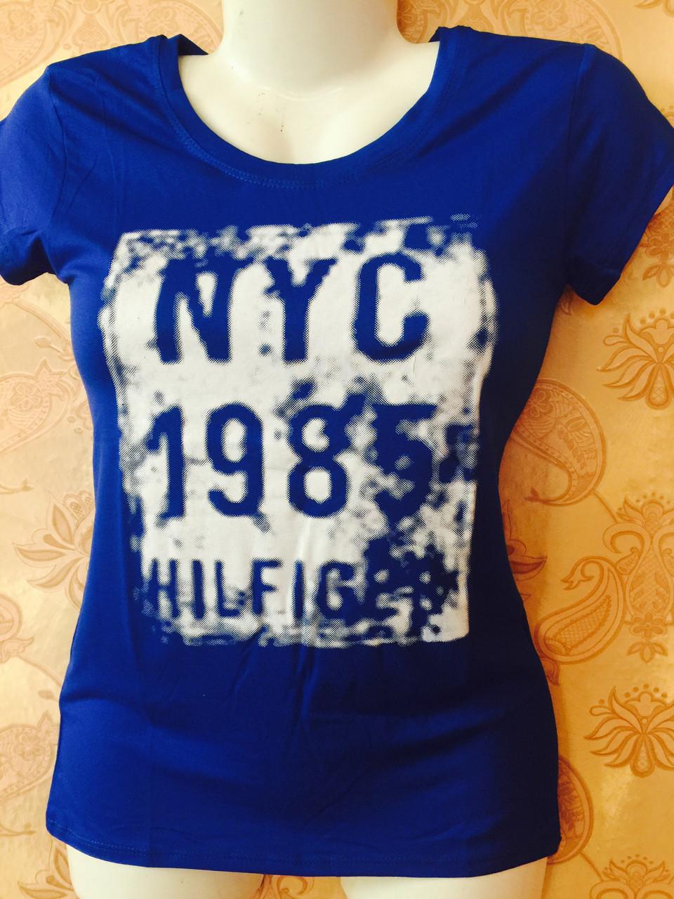 Женские футболки в ассортименте