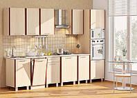 """Кухня """"Софт КХ-74 3,1м."""" (Комфорт-Мебель)"""