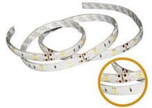 Лента светодиодная Standart 7,2W SMD5050 Теплый белый (30 LED/м) IP64
