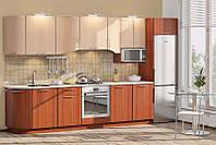 """Кухня """"Софт КХ-85 3,53м."""" (Комфорт-Мебель)"""