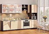 """Кухня """"Софт КХ-91 3,2м."""" (Комфорт-Мебель)"""