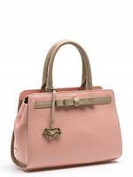 Кожаная сумка небольшая в 3х цветах L-DA80742-1