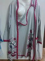 SEMM Халат+рубашка мама 1231