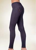 BERRAK Лосины джинсы женские 2258