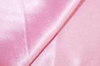 Креп сатин светло-розовый