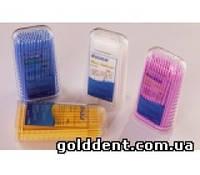 Аппликаторы стоматологические dochem (микробраш)