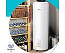 Электрический водонагреватель Atlantic Steatite Floor Standing 200VSRS, фото 4