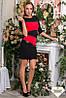 Женское платье креп 6 расцветок , фото 5