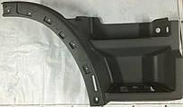 Пластиковая подножка правая Actros MPII