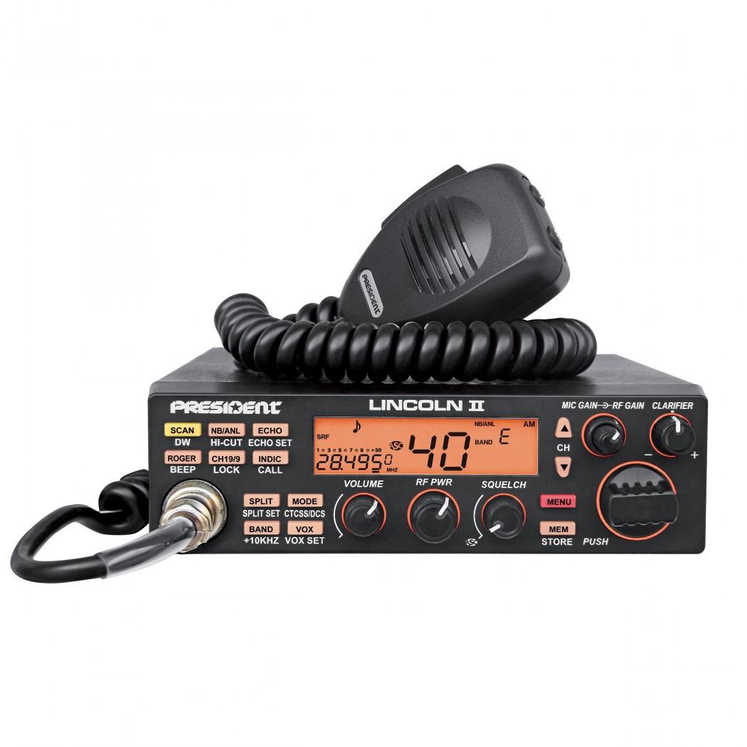 Радиостанция LINCOLN II ASC