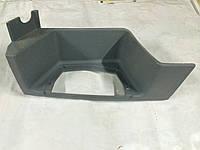 Подножка пластиковая MAN LX левая