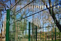 Забор для вольеров