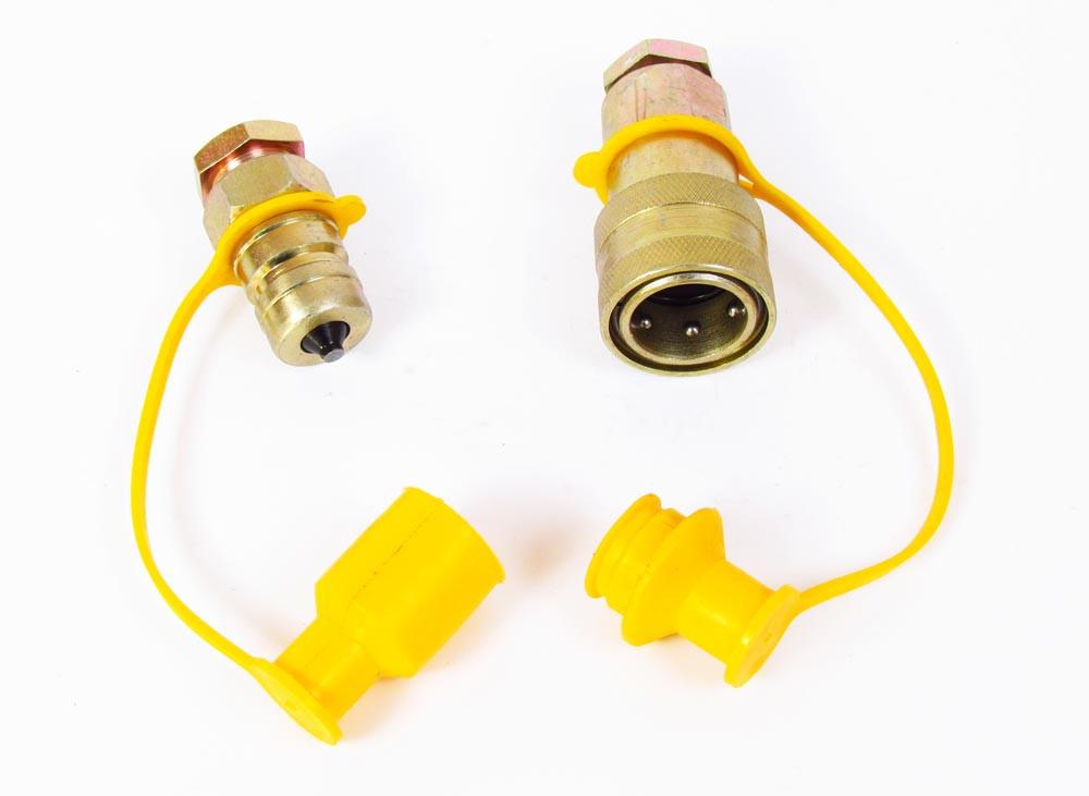 Эвроклапан воздушный желтый М22