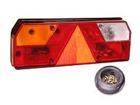 Купить задний правый фонарь с разъемом Austrian (EUROSTOP)