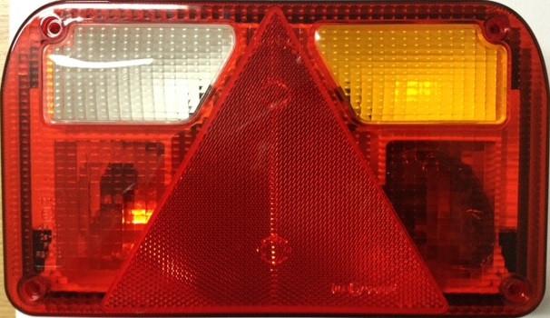 Задній ліхтар для лавет з кабелем SABA правий