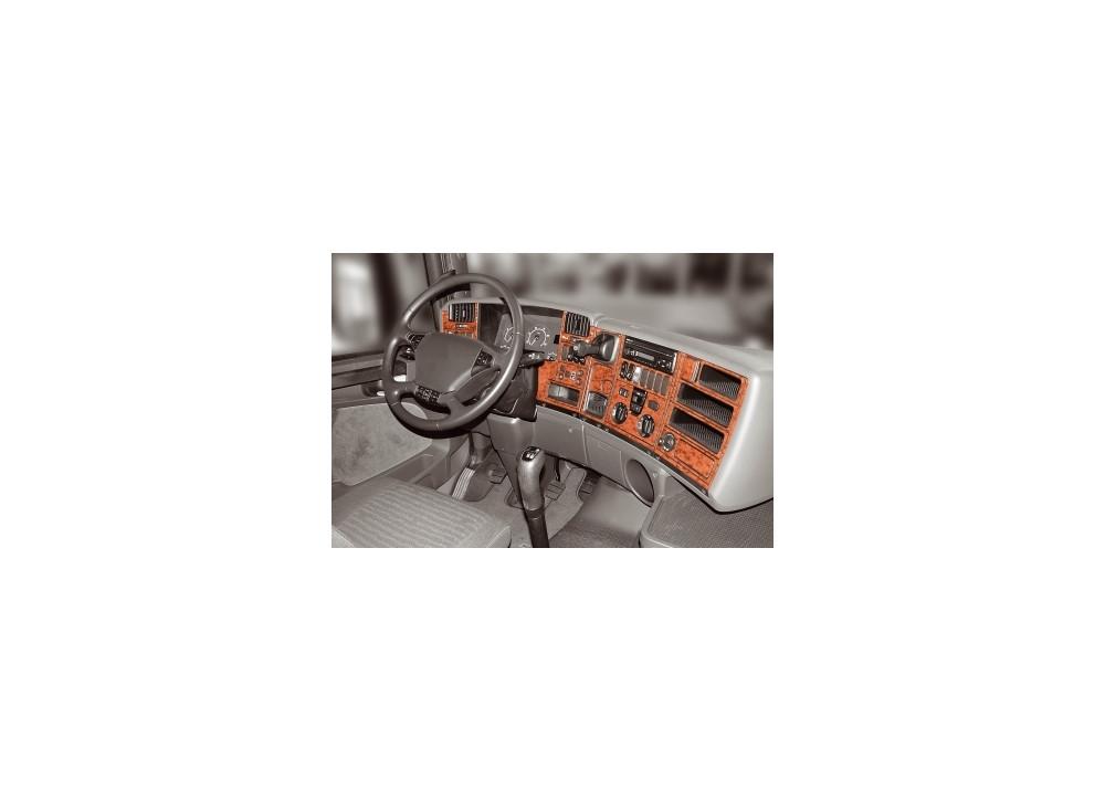 Накладки на панель Scania R (04)