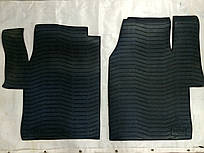 Резиновые коврики в салон Vito NEW