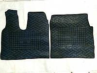 Резиновые коврики Man TGA