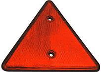 Треугольник красный