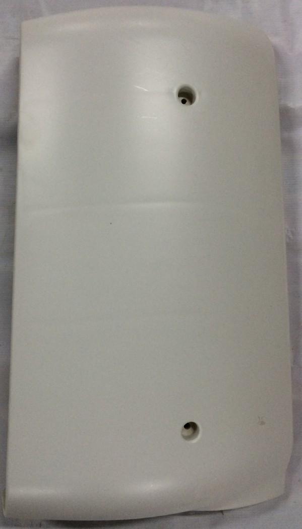 Дефлектор наружный на кабину DAF XF 105 пластиковый левый