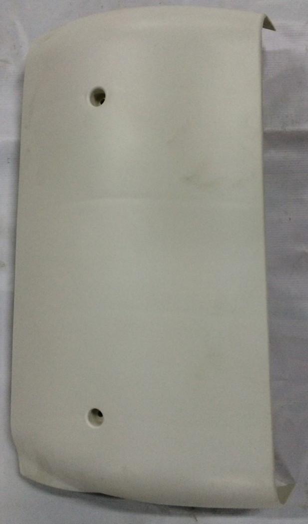Дефлектор наружный на кабину DAF XF 105 пластиковый правый
