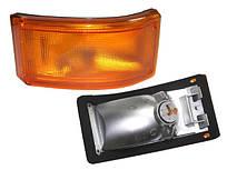 Задний фонарь для автобуса NEOPLAN,VOLVO желтый