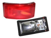 Задний фонарь для автобуса NEOPLAN,VOLVO красный