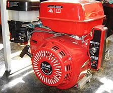 Бензиновый двигатель Bulat BT 190FE-L (16 л.с., редуктор 2/1, эл.стартер, шпонка, вал 25 мм )