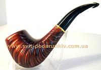 Курительная трубка ручной работы Ракушка, необычный подарок