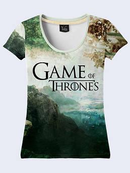 Футболка женская Game of Thrones