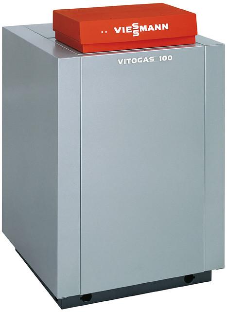 Напольный газовый котел Viessmann Vitogas 100-F 42 кВт