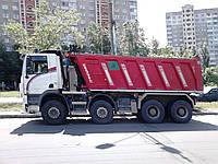 Доставка чернозема грунта торфа Киев. Грунт на подсыпку Киев.