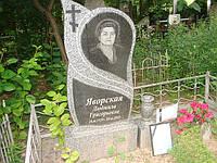 Уход за портретами и надписями на кладбище