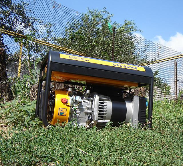 Бензиновый генератор Sadko GPS 3500B фото 1