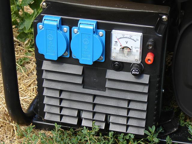 бензиновая электростанция Sadko GPS 3500B фото 8