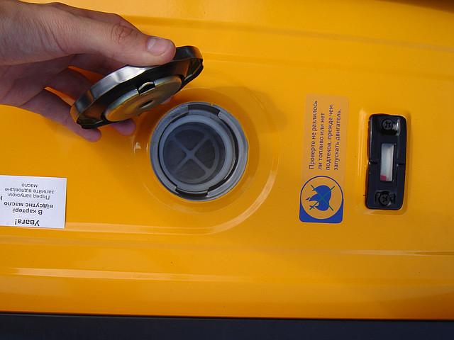 бензиновая электростанция Садко 3500В фото 10