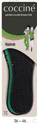 Стельки для обуви с биоактивными ионами с ароматом AROMA SILVER BIOAKTIVE