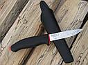 Нож из углеродистой стали Mora Allround 711 Carbon Steel, фото 3