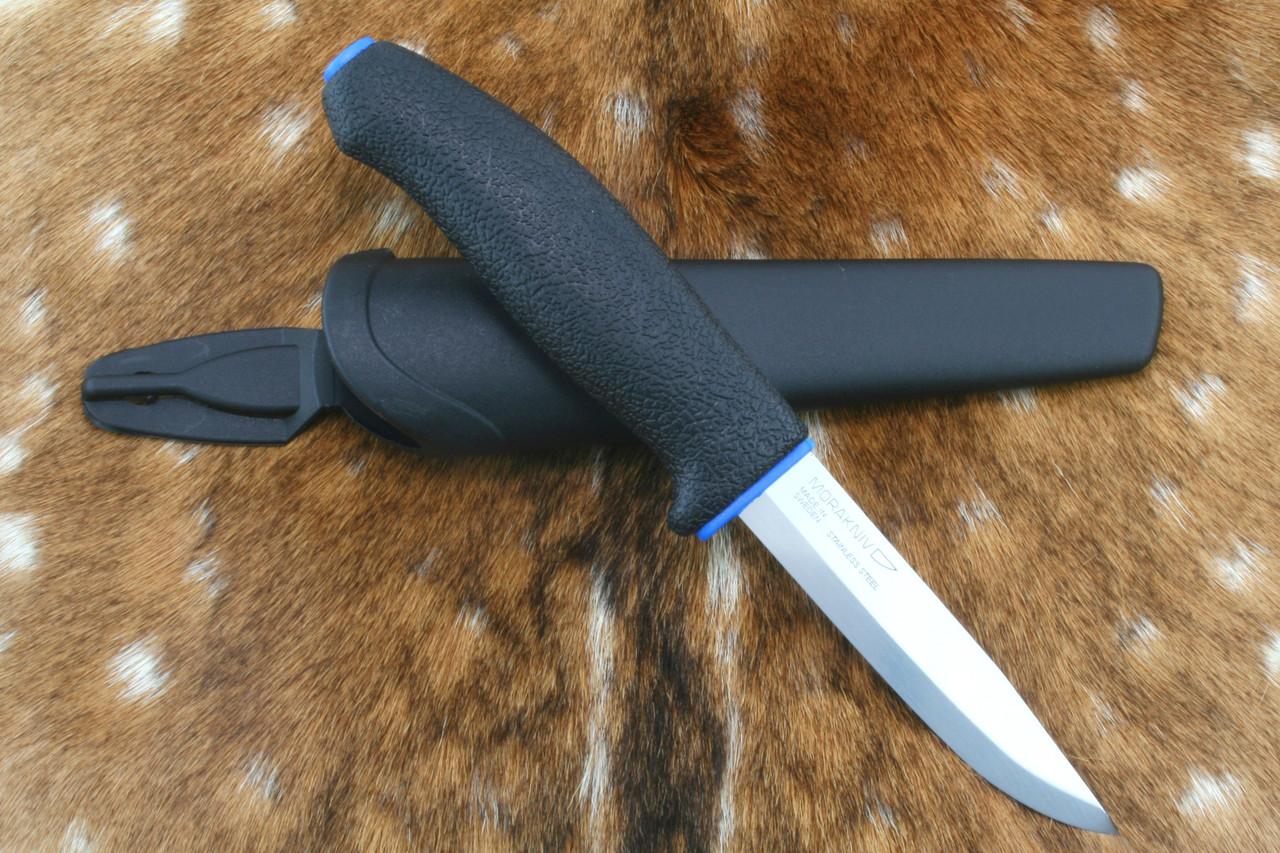 Нож из нержавеющей стали Mora Allround 746 Stainless Steel
