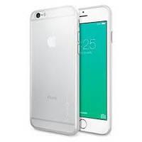 Чехол Spigen Case Air Skin Soft Clear for iPhone 6/6S (SGP11595)