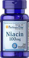 Ниацин Niacin 100 mg (100 tabs)