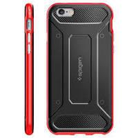 Чехол Spigen Case Neo Hybrid Carbon Dante Red for iPhone 6/6S (SGP11623)