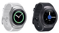 Умные часы Smartwatch Samsung Gear S2 Sport Black White R7200 IP68