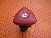 Кнопка аварийкы б.у для Nissan Primastar 2.0 dci. Ниссан Примастар 2,0 dci.