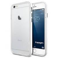 """Накладка Spigen Case Neo Hybrid EX Series Infinity White for iPhone 6 4.7"""" (SGP11029)"""