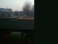 Открытая газель, удобна при перевозке не стандартных грузов