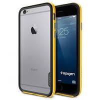 """Накладка Spigen Case Neo Hybrid EX Series Reventon Yellow for iPhone 6 4.7"""" (SGP11027)"""