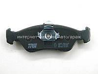 Тормозные колодки задние (Тор.сист. ATE) на Фольксваген ЛТ 35 2002-2006 TRW (Германия) GDB1263