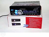 Автомагнитола Pioneer 1090 - USB флешки + SD карты памяти + AUX + FM (4x50W)