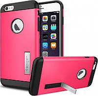 Накладка чехол Spigen Case Slim Armor Series Azalea Pink for iPhone 6 Plus/6S Plus (SGP10908)